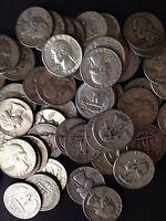 SUPER 1 LB BAG 16 OZ Mixed U.S. Silver Coins ALL 90% Junk Silver Coins Pre 1965
