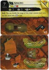 Wizkids Pirates Pocketmodel - Ningpo (ship) PotC 015 R