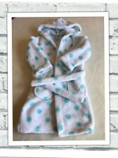 Girls Clothes 3-4  Years - Fleece  Dressing Gown Robe