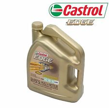 5 Quarts 5w30 CASTROL EDGE Fully Synthetic 5w-30 Engine Motor Oil for BMW MINI