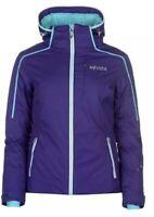 Nevica Vail Ski Jacket Ladies Purple Size 12 (M) RRP£199.99 {R53}