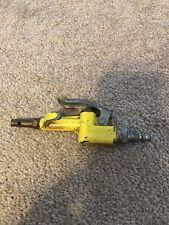 Vintage Foster 30 yellow airgun air nozzle for blowgun