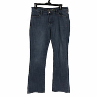 Old Navy Womens Blue The Sweetheart Dark Wash Stretch Jeans Size 6 Short