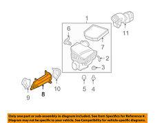 BMW OEM 03-08 Z4 3.0L-L6 Air Cleaner Inlet-Intake Duct Tube Hose 13717514869