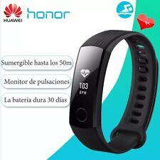 + 2018 Pulsera inteligente Huawei Honor Band 3 pulsometro deporte gimnasio dieta