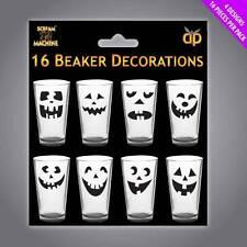 verseur Décoration Fête de Halloween verre LABEL AUTOCOLLANT horreur Décorations