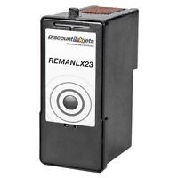18c1523 Lexmark 23 BLACK Print Ink Cartridge for Lexmark X3530 X3550 X4530 X4550