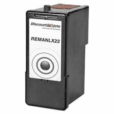 Lexmark 23 18c1523 BLACK Print Ink Cartridge for Lexmark X3530 X3550 X4530 X4550