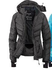 Skianzug grau schwarz weiß 44 42 ? NEU hochfunktionell 10000 wassersäule