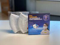 10 Stk waschbar Schutz Gesichtsschutz Nano Silver Face shield Visier