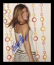 KELLY CLARKSON AUTOGRAPHED SIGNED & FRAMED PP POSTER PHOTO