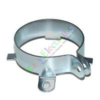 """5pcs 40mm 1-3/5"""" Film Electrolytic Can Capacitor metal Clamp Tube audio Amp DIY"""