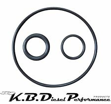 KBDP 6.6l Duramax CAT Caterpillar Fuel Filter Adapter O-Rings Chevy GMC 2001-16