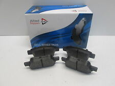 REAR BRAKE PADS FIT TOYOTA AVENSIS ESTATE 2003-2008 1.6 1.8 2.0 VVT-I D-4D
