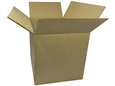 100 BOXES - DOUBLE WALL CARDBOARD POSTAL BOXES 18 x 12 x 12