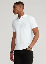 Polo Ralph Lauren Poloshirt Slim Fit Weiß