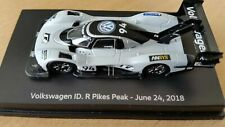 VW ID.-R Pikes Peak *Sieger/Winner* 2018 Modell/Model car Spark/Minimax 1:87 TOP