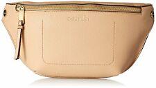 Calvin Klein Womens Rachel Novelty Belt Bag Camel Beige