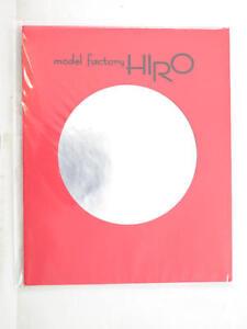 Hiro 121-0064 Decal Chrome Argent Modélisme