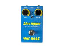 Way Huge Wm61 Mini Blue Hippo Analog Choru 00006000 s