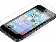 Zagg Invisibleshield Glass Screen Protector for iPhone 5, 5s, 5C & SE - Clear