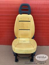Seat Fiat Ducato Boxer Jumper Relay passenger seat adjustments