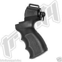 trinity tactical grip holder for for mossberg 500 12 gauge shotgun pump hunting.