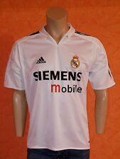 """Größe M, Adidas """"Real Madrid C. F."""", Fußball trikot, Authentisch"""