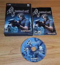 Resident Evil 4 (PC, 2007) windows survival horror shooter action game