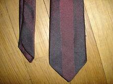 SPRINT Paris Cravate  largeur maxi  6,5 cm longueur 124 cm