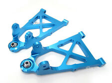 New Alloy Front Low Arm Fit HPI Baja 5B/5B SS/5T Blue