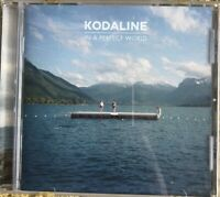 Kodaline ‎– In A Perfect World CD Australian Press.