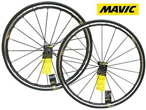 Mavic Ksyrium Elite UST Race bicycle Road Bike tubeless WheelSet 700C wheels