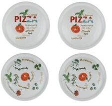 Retsch Arzberg - Pizzateller Ø 30cm - mit Dekor (4 Stück im Set)
