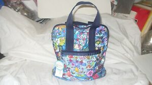 NWT Lesportsac Hawaii Wild Everyday Backpack Hawaii Boutique Exclusive MIP 8240