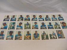 1982 Tidewater Tides TCMA Official Minor League Card Team Set - Ron Darling