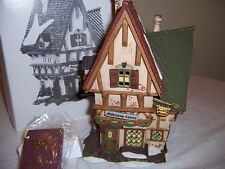 Dept 56 Dickens Village ~The Melancholy Tavern ~ Mint In Box #58347 1996 Edition