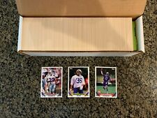 1993 Topps Football Complete Set (1-660) NM/MT+