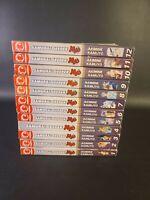 Samurai Deeper Kyo Vol. 1-12 Manga Books