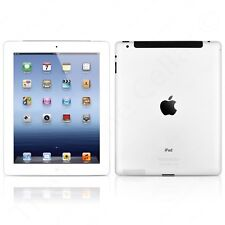 Apple iPad 3rd Gen. 32GB, Wi-Fi + Cellular (Unlocked), A1430, 9.7in - White