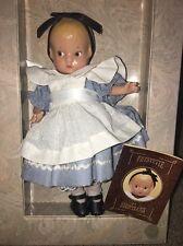 New In Box Effanbee Doll Patsyette In Storyland Alice In Wonderland Vintage Nib