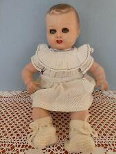 """Poupée ancienne: charmant bébé """"Clélia """" 40 cm."""