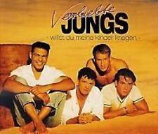 Verliebte Jungs Willst du meine Kinder kriegen (1996) [Maxi-CD]