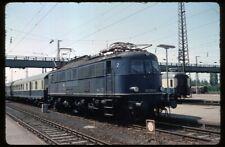 35mm slide DB Deutsche Bundesbahn 118 045-4 where? West-Germany 1980 original