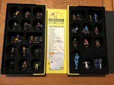 Heroclix: The Watchmen Collector's Set Box Set - Complete