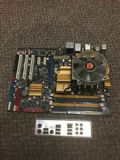 ASUS P5Q Motherboard w/ Intel CPU