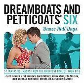 Various Artists - Dreamboats & Petticoats, Vol. 6 (Dance Hall Days)  2 x CD 2012