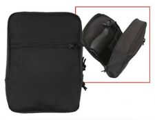 Black MOLLE Tactical Concealed Travel Carry Pouch NEW Rothco 9709