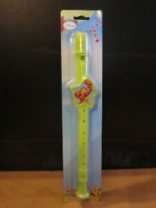 WINNIE THE POOH Disney Child Toy Recorder Flute--New in Package