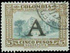 Colombia Scott # C198 Used